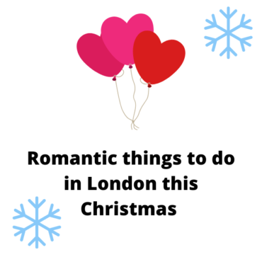 Romantic things to do in London this Christmas